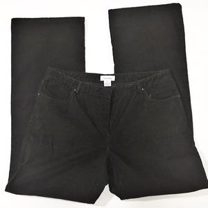 Calvin Klein brown corduroy pants
